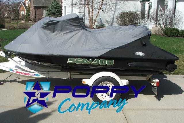 1997 Seadoo Gtx >> 1996-2002 GTX Seadoo Cover 1997-2000 GTI Sea-doo PWC Boat Cover New Trailerable | eBay