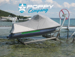 Poppy 1992 Seadoo XP Cover