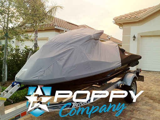Poppy RXP RXP-X Seadoo Cover