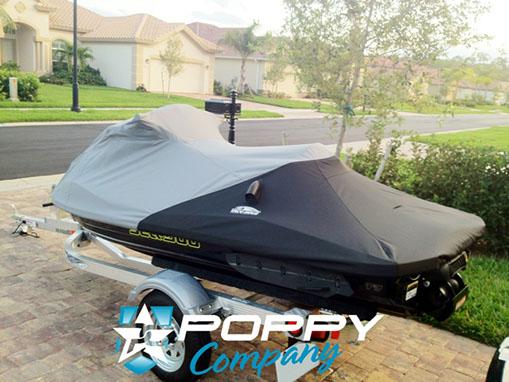 Poppy 2012-2018 RXP RXP-X Seadoo Cover