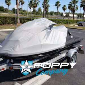 2011-2018 GTI GTS 2012-2018 GTR Sea Doo Cover Poppy