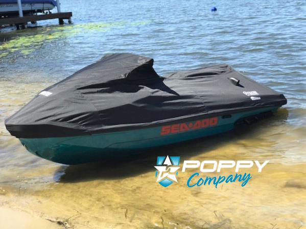 Poppy Seadoo 2018-2019 GTX RXT WAKE PRO 230 Cover