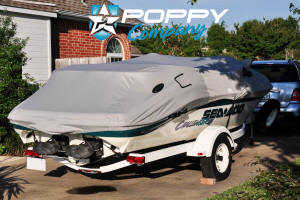 Poppy Co Seadoo Challenger 1800 Cover