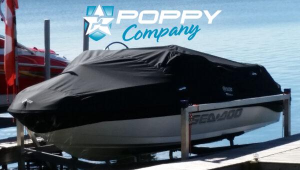 Poppy Company Seadoo Utopia 185 Cover