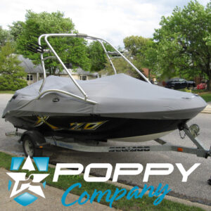 Poppy Seadoo X X20 Boat Cover