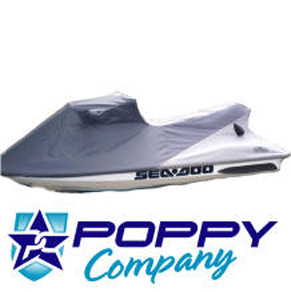 Poppy Seadoo Cover Charcoal/Lt Grey